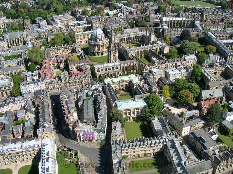 Dissertation Oxford