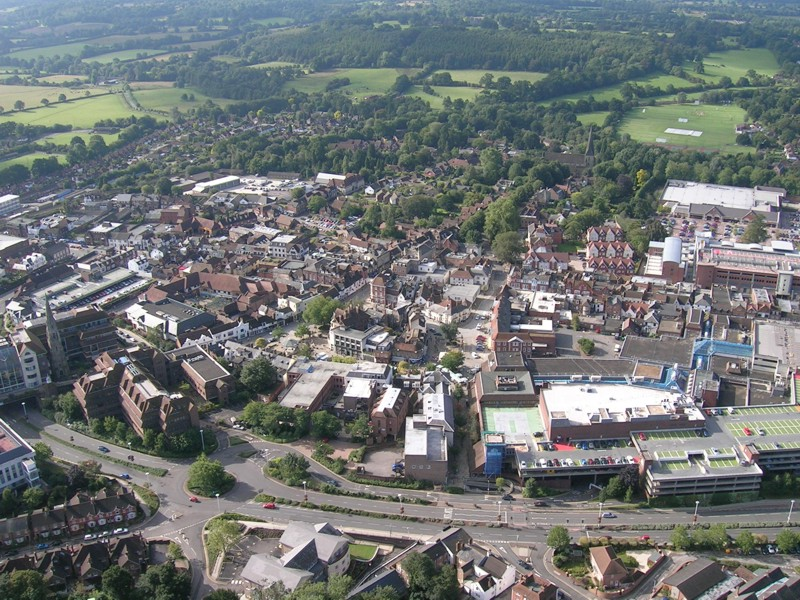 Horsham United Kingdom  City pictures : AeroPic Photo Database England